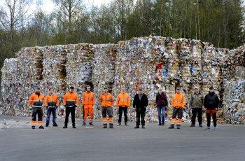 Kierrätystaloutta ja kesälomamietteitä