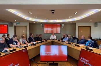 Neuvottelut jatkuvat Oulussa